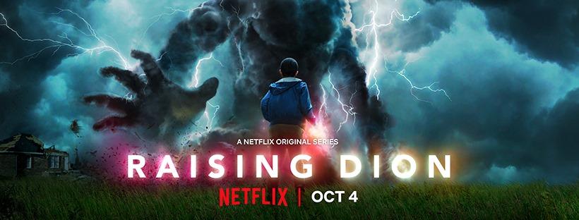 Como criar a un superhéroe (Raising Dion) Latino HD