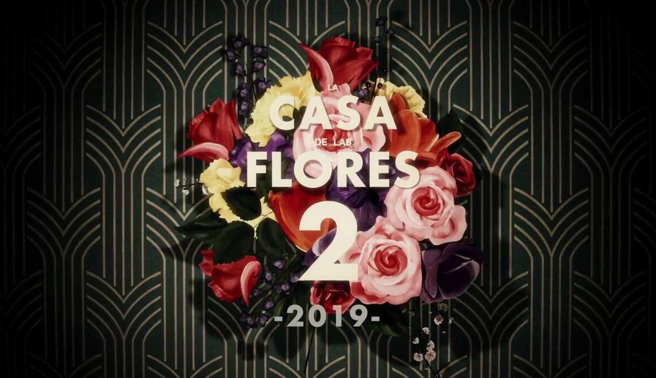La Casa de las Flores Temporada 2 Latino HD