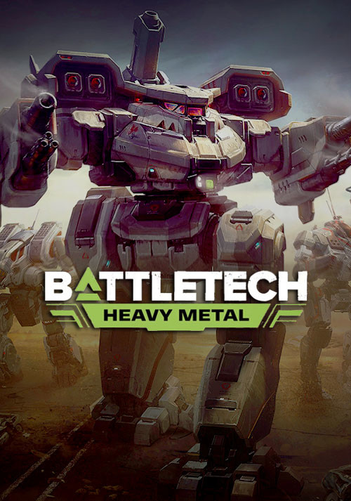 BATTLETECH Heavy Metal + Update v1.8.1