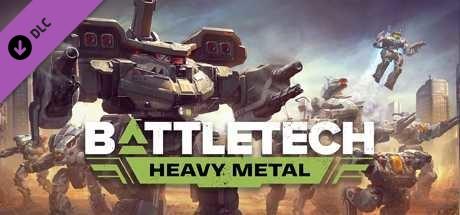 BATTLETECH Heavy Metal + Update v1.8.1