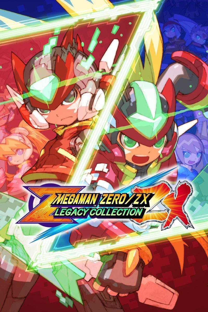 Mega Man Zero ZX Legacy Collection PC Free Download