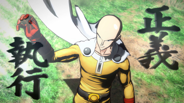 ONE PUNCH MAN A HERO NOBODY KNOWS Torrent Download