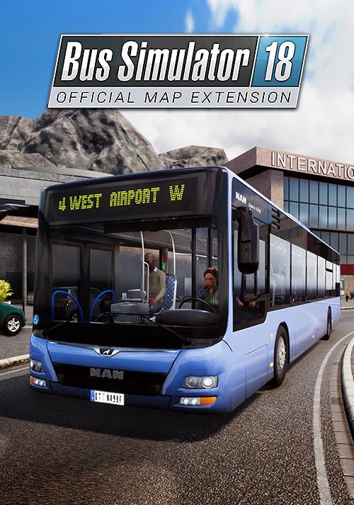 Bus Simulator 18-CODEX