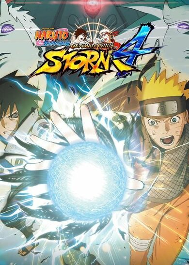 NARUTO SHIPPUDEN Ultimate Ninja STORM 4 Road to Boruto Next Generations