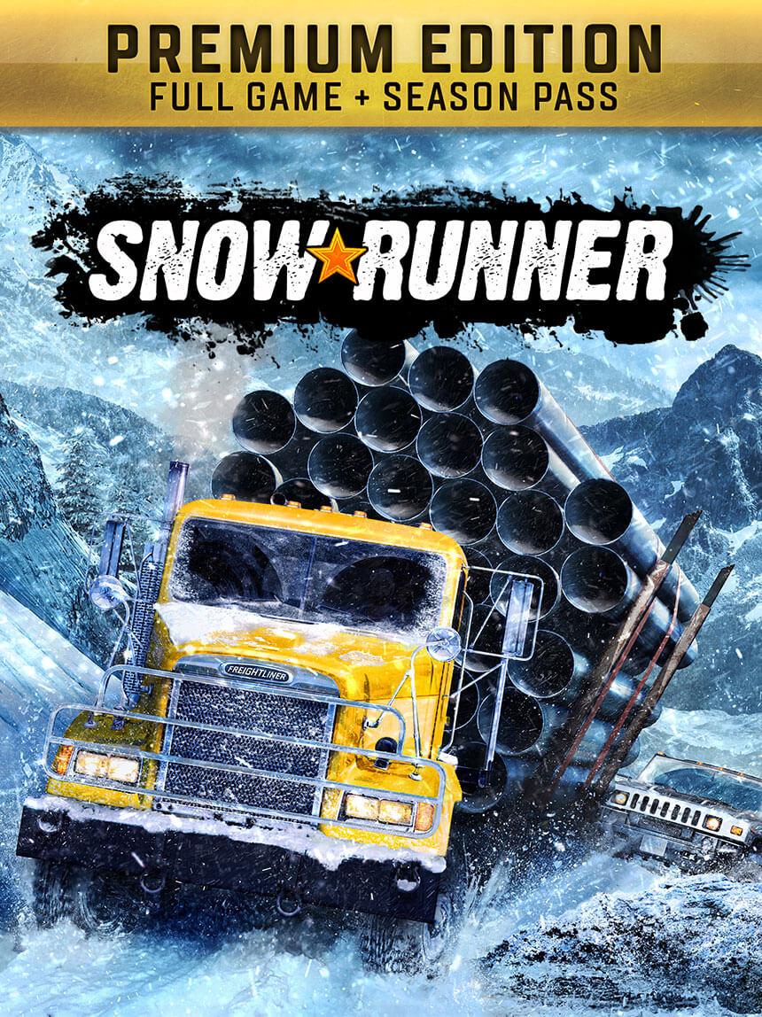 SnowRunner Rift