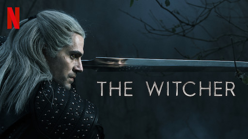 The Witcher (Netflix) HD Dual Latino/Inglés