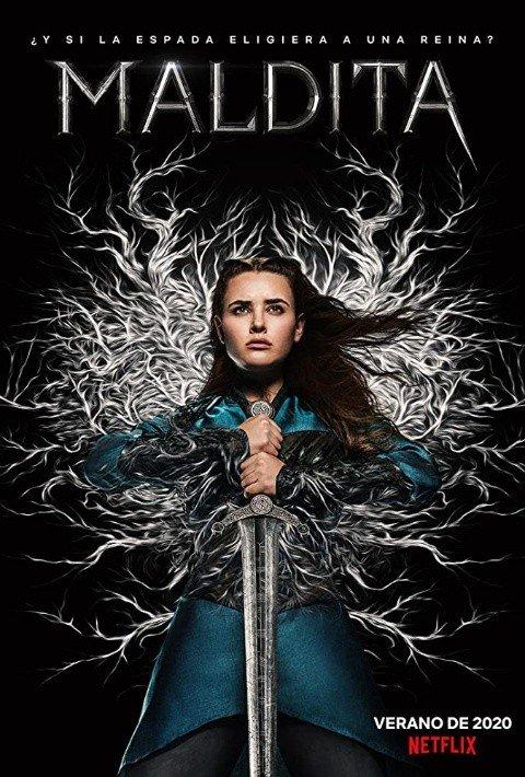 Maldita (Netflix – 2020) Temporada 1 HD 1080p Audio Dual Latino Inglés