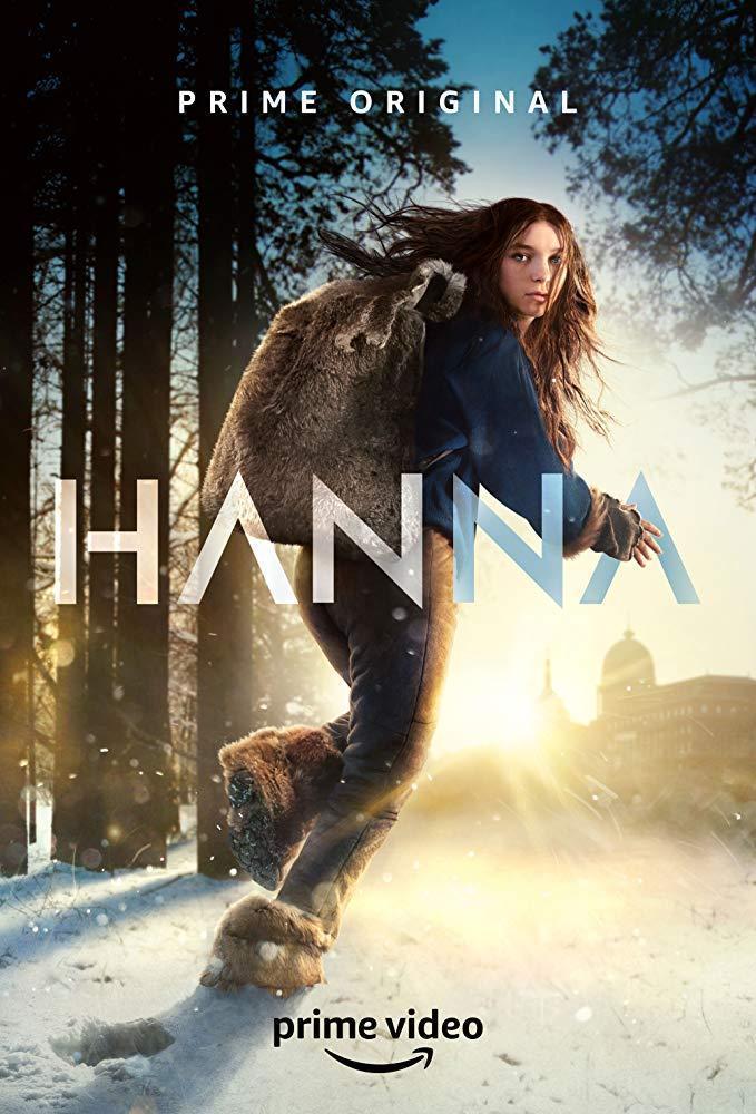 Hanna (Amazon) Temporada 1 y 2 HD 1080p Latino-Ingles MKV