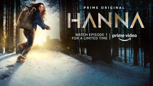 Hanna (Amazon) Temporada 1 y 2 HD 1080p Latino-Ingles MKV