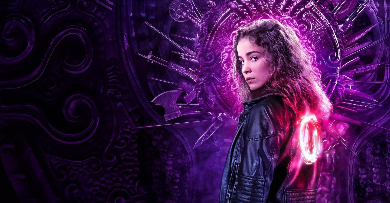 La Monja Guerrera (2020) Temporada 1 Netflix HD 1080p Audio Dual Latino-Ingles MKV