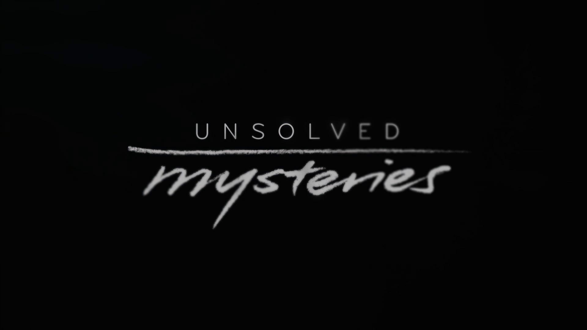 Misterios Sin Resolver Temporada 1 HD 1080p Audio Dual Latino Inglés