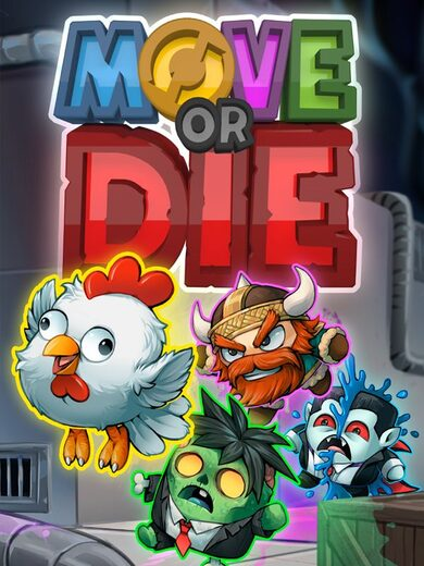 Move or Die v13.0.2 + Crack Online Steam