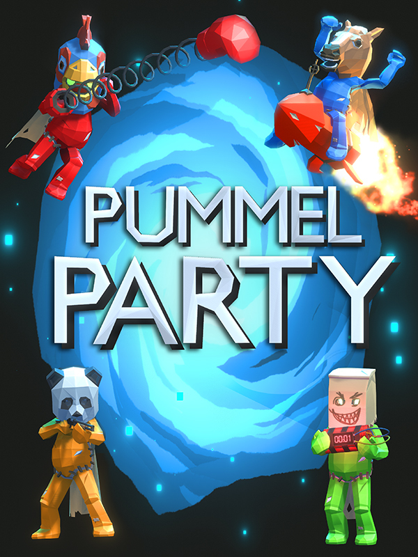 Pummel Party v1.8.1 + Crack Online Steam