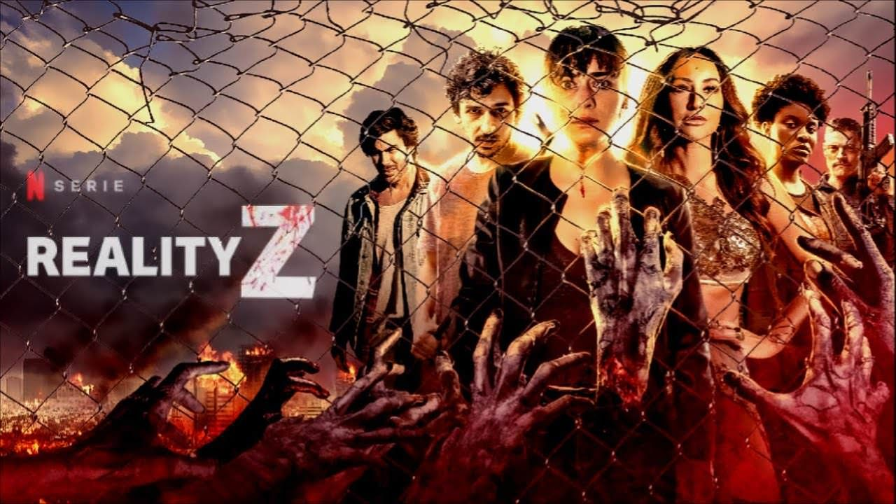 Reality Z (2020) Temporada 1 Netflix HD Latino Portugués MKV