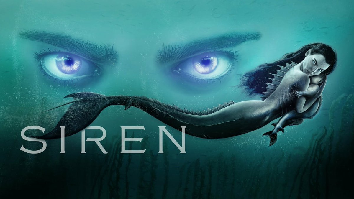 Siren Temporada 3 1080p Español subtitulado/Inglés