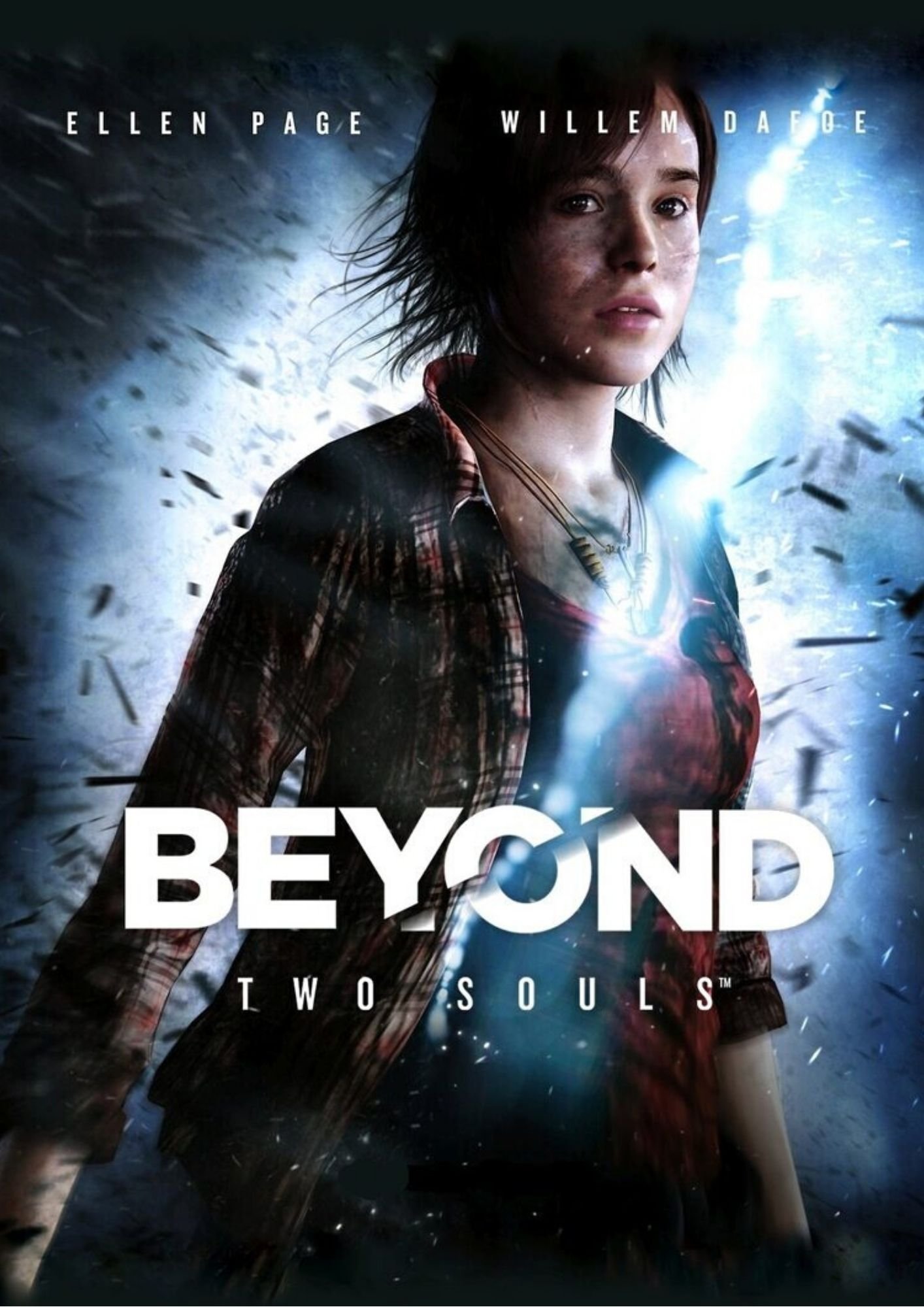 Beyond Two Souls + Audio Latino Español + Fix Control