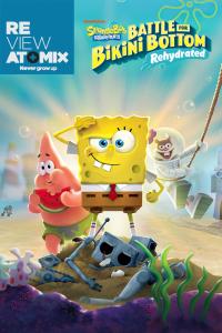 Bob Esponja (SpongeBob SquarePants) Battle for Bikini Bottom - Rehydrated