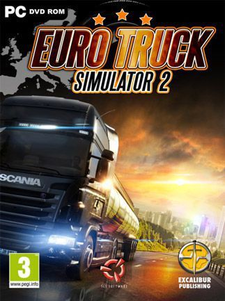 Euro Truck Simulator 2 Road to the Black Sea + Update v1.37.1.65 incl DLC