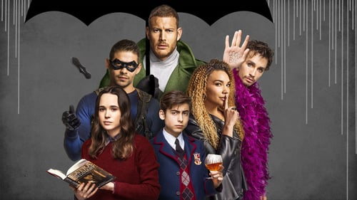 The Umbrella Academy Temporada 2 Latino-Inglés Dual HD 1080p
