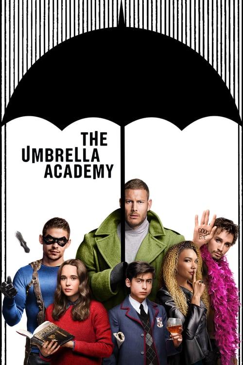 The Umbrella Academy Temporada 2 Latino-Inglés Dual HD 1080p