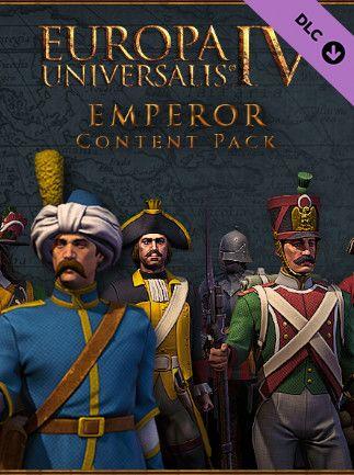 Europa Universalis IV: Emperor + Update v1.30.3
