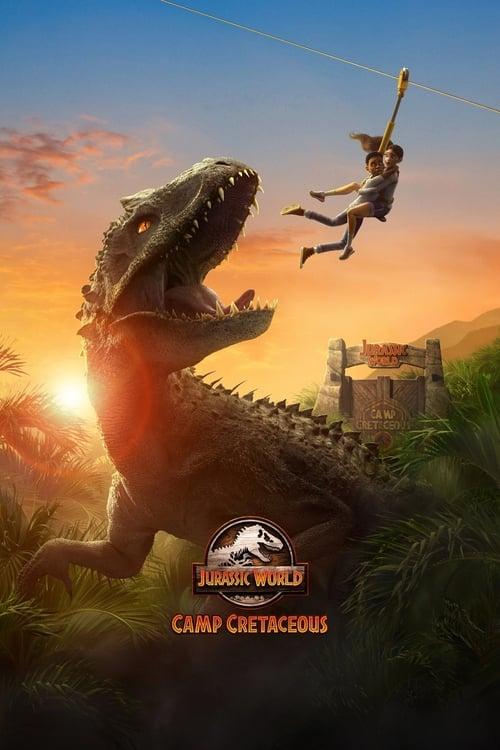 Jurassic World: Campamento Cretácico Temporada 01