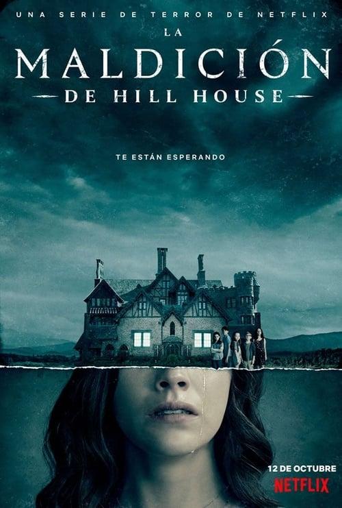 La Maldición de Hill House (2018) Temporada 1 Latino-Inglés