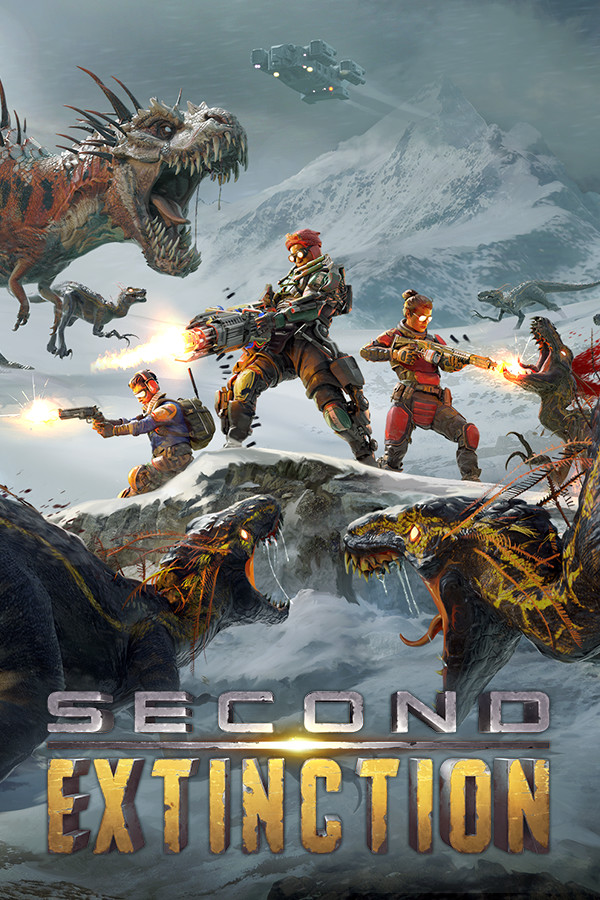 Second Extinction + Online Steam