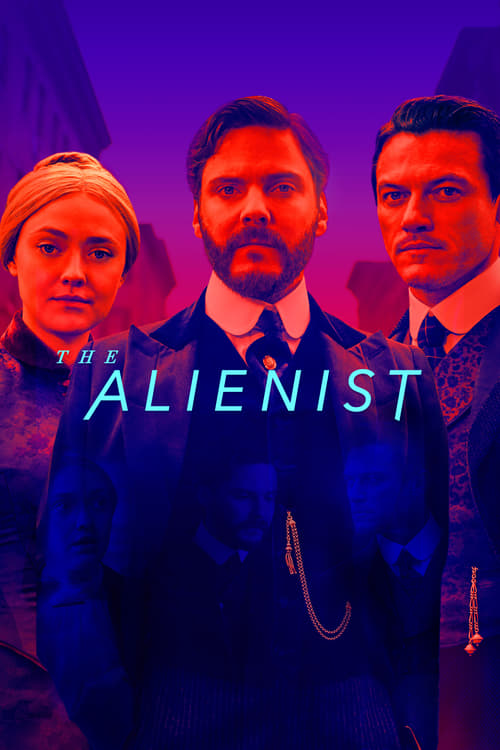 The Alienist: Angel of Darkness (2020) Latino-Inglés MKV