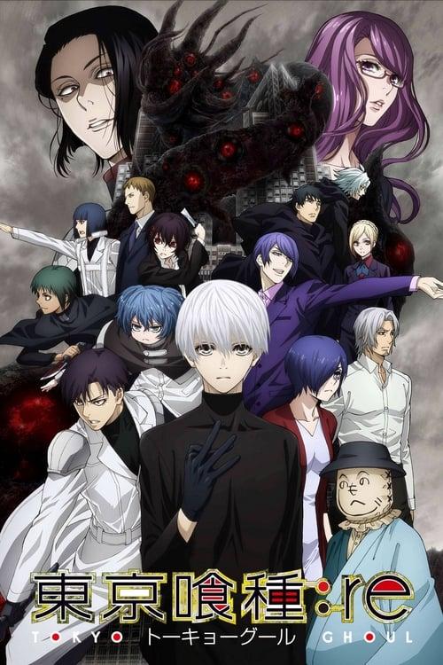 Tokyo Ghoul (2014) Temporada 1 Latino Japonés MKV