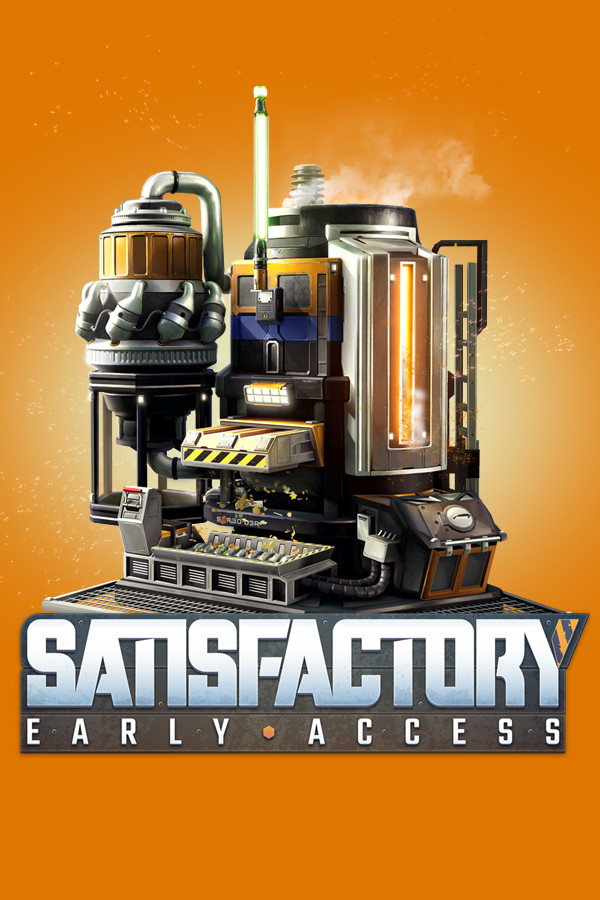 SATISFACTORY v0.3.7.7 + MULTIPLAYER ONLINE V3