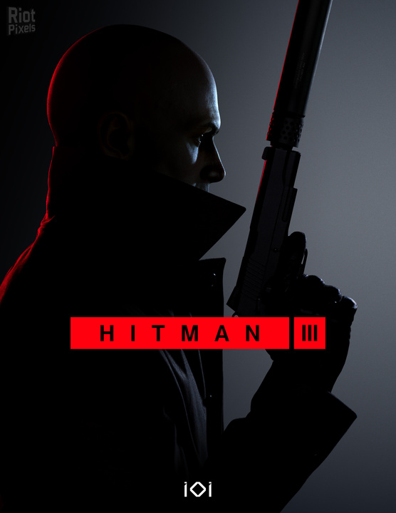 HITMAN III DELUXE EDITION + FIX