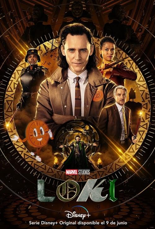 Loki (2021) WEB-DL 1080p Latino Ingles MKV