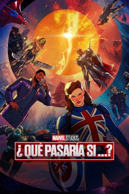 What If…? (2021) Temporada 01 [09/09] DSNP  Latino-Ingles MKV