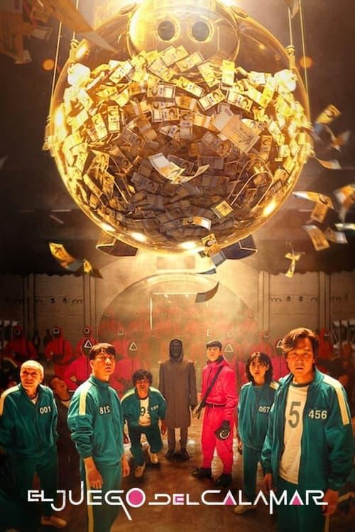 El Juego Del Calamar (2021) Temporada 1   Latino-Coreano MKV