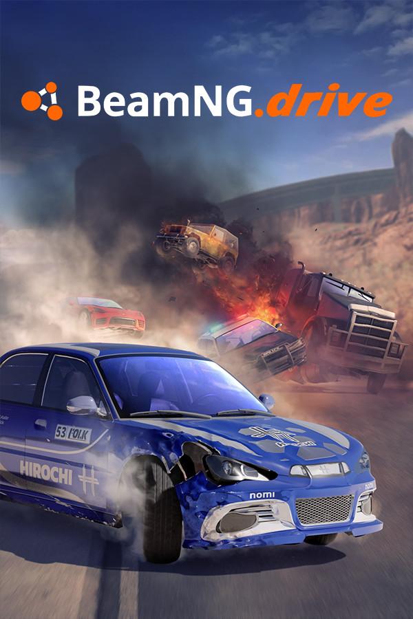 BeamNG Drive v0.23.5.2 + ONLINE STEAM