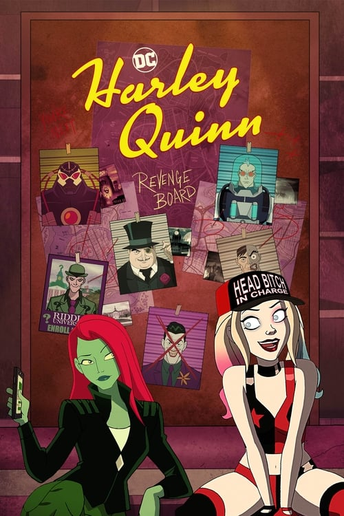 Harley Quinn (2019) Temporada 01  Latino – Ingles